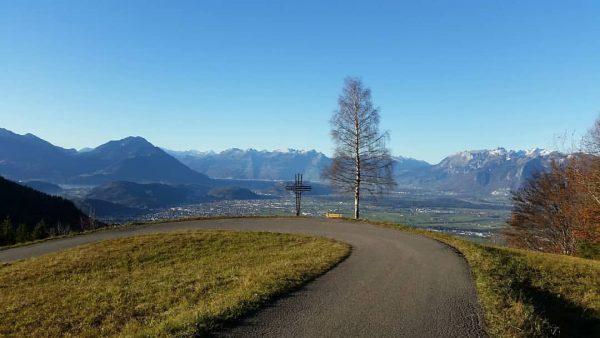 Das Rheintal zur Ausnahme Mal ohne Nebel 🍂🍁 . . . . . ...