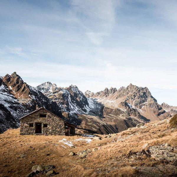 Gargellen. 🗻 - #montafon #weekends #austria #gargellen #discoveraustria #igersaustria #bergwelten #outdoor #travel #wanderlust #adventure #wildernessculture #mountains #alps...