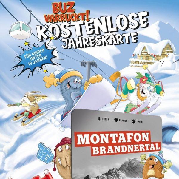 Die Vorverkaufszeiten (bis 20.12.2020) für die Montafon Brandnertal Card sind: Kassa in der Talstation Kristbergbahn: 07.12.2020 bis...