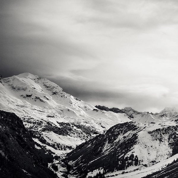 Omeshorn 3/3 #fineartphotography #mountains #photoart #landscape #photography Lech, Vorarlberg, Austria