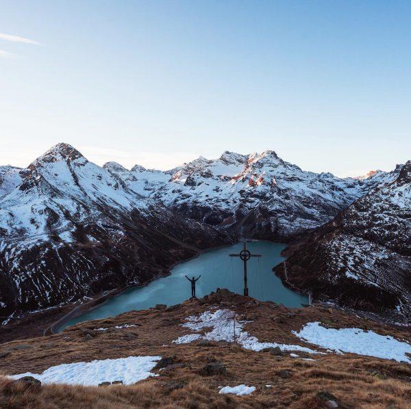 Wie man idealerweise in einen Tag startet. 🗻 - #montafon #weekends #austria #silvretta #discoveraustria #igersaustria #bergwelten #outdoor...