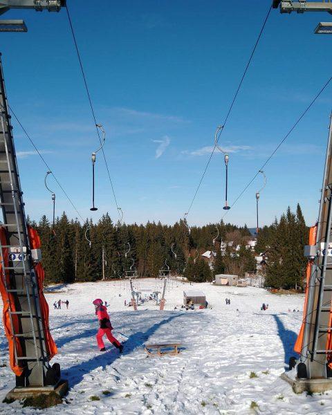 Winter is coming ⛷️❄️ 📍 Bödele/Dornbirn 📷 Moto g⁷ plus ⌚ November 2020 ...