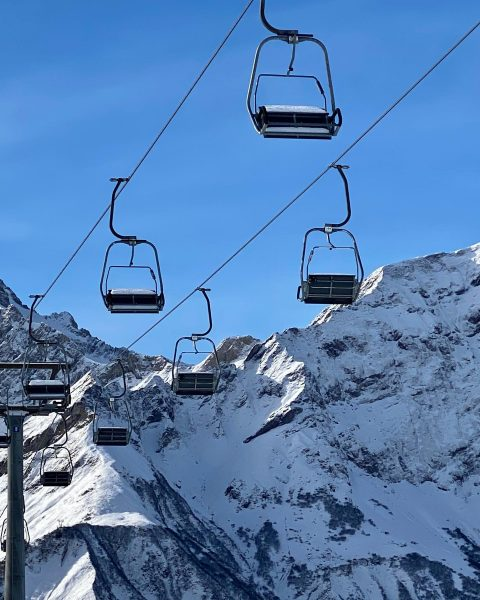 anybody else ready to ski? ⛷❄️🏔 #skiing #ski #schoppernau #au #österreich #vorarlberg #visitvorarlberg ...