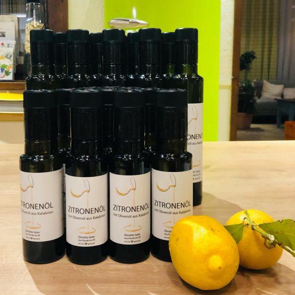 Viele haben schon darauf gewartet und nun ist es endlich wieder da: Das frisch gepresste Oliven-Zitronenöl‼️ Gestern...