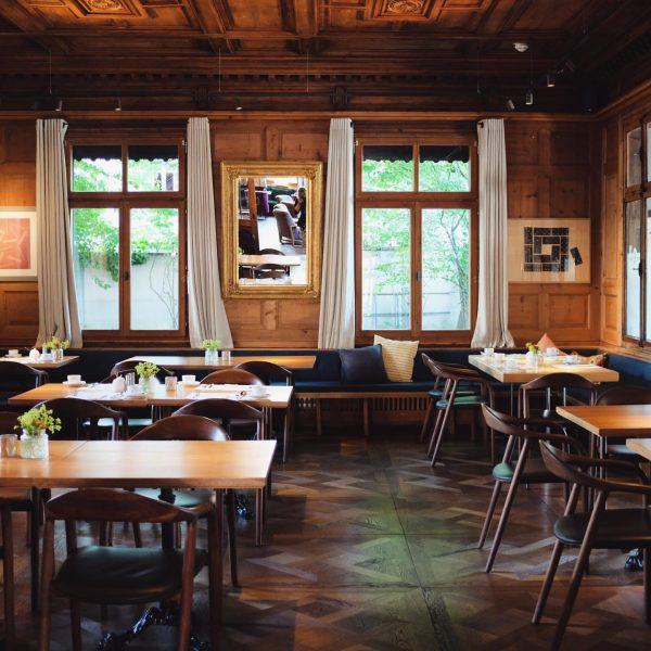 𝙷𝙸𝚁𝚂𝙲𝙷𝙴𝙽, 𝚂𝙲𝙷𝚆𝙰𝚁𝚉𝙴𝙽𝙱𝙴𝚁𝙶 - Als wir im Juli in Vorarlberg waren, haben wir an einem Abend das Gasthaus...