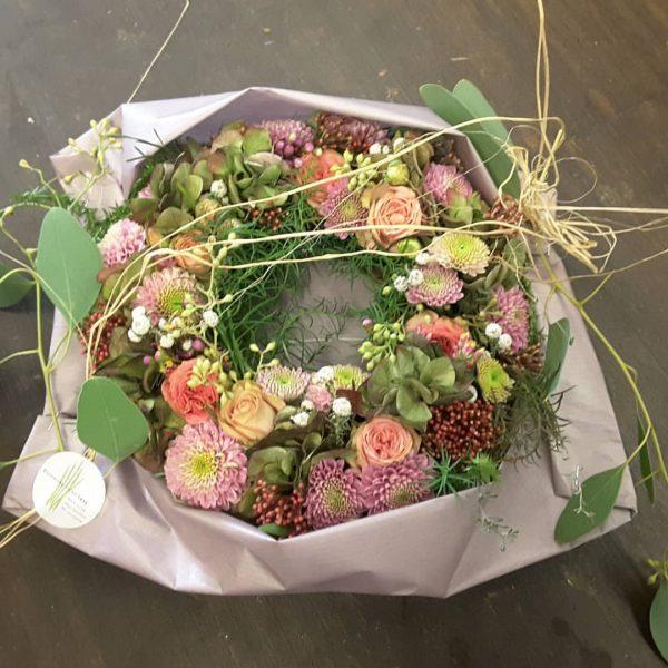 Ein bisschen Normalität an diesen Tagen, erleben wir jeden Morgen, wenn unser Blumenhändler ...