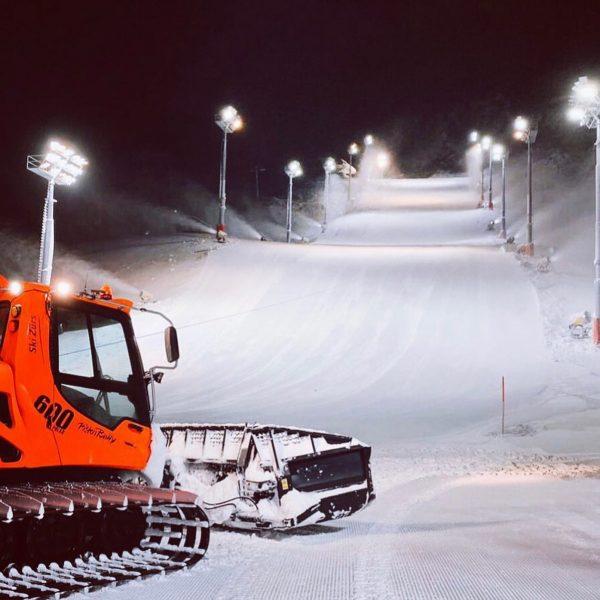 Lech/Zürs ist bereit ❄️ Hier finden am Donnerstag und Freitag die Parallel-Rennen statt 🔥🇦🇹 #teamAUT Lech Zürs...