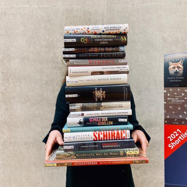 #voten und #gewinnen - Wählt euer Lieblings-Wissenschaftsbuch des Jahres! 🧬🔬🧪 Alle Bücher auf ...