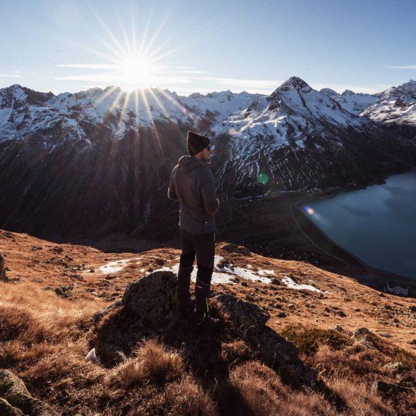 waitin for the sun - #montafon #austria #silvretta #lockdown #discoveraustria #igersaustria #bergwelten #outdoor ...