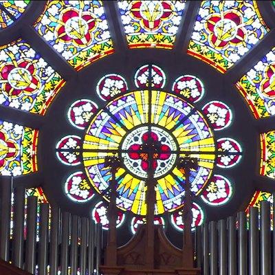 Feierliche Orgelweihe in Herz-Jesu am Sonntag, 15.11.2020. Hier den ORF-Beitrag nachschauen...