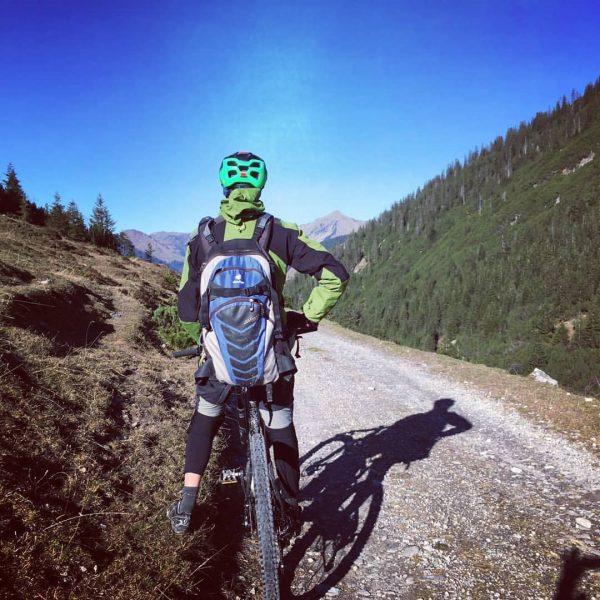 Muttersberg bike tour Bludenz