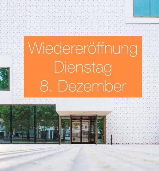 🥳Wir freuen uns auf ein Wiedersehen mit Ihnen im @vorarlbergmuseum ab Dienstag, 8. Dezember! Dafür haben wir...