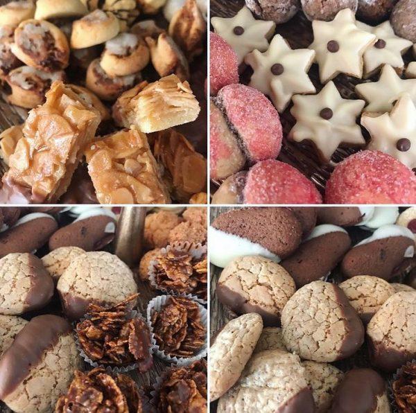 Mit unseren wunderbaren Weihnachtskeksen ist eine genussvolle Weihnachtszeit garantiert 🎄 500g Kekse kannst ...