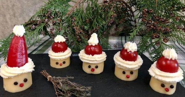 Wie wäre es im heurigen Jahr mit einem Nikolaus aus Bregenzerwälder Käse? Die ...