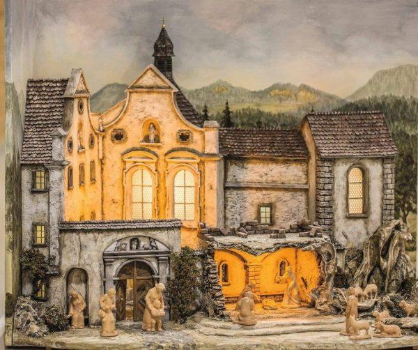 ✨19 KRIPPEN FÜRS MUSEUM✨ Neue Ausstellung ab 8. Dezember EINTRITT FREI Laternenkrippen, Schneekrippen, orientalische oder alpenländische Krippen...