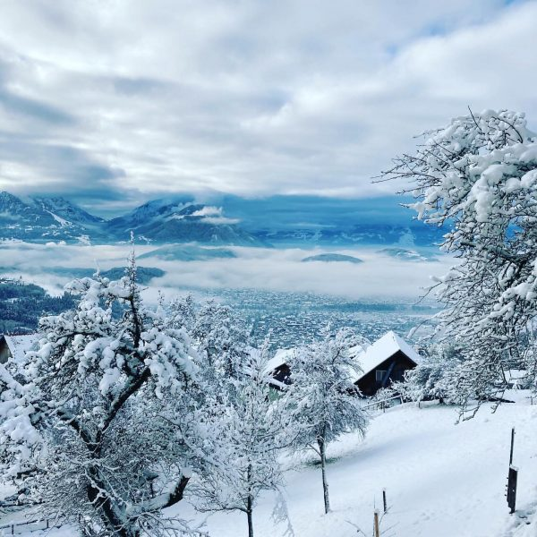 Zuckerglasur? 😉❄️ #4führt #viktorsbergdorf #winterwonderland #ruhe Winter Wonderland