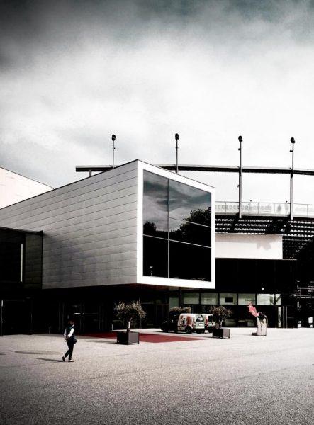 Festspielhaus Bregenz @visitbregenz by @dietrich_untertrifaller - #architecture_view #architecture_hunter #1_unlimited #buildingswow #architecture_minimal #architecture #archilovers ...