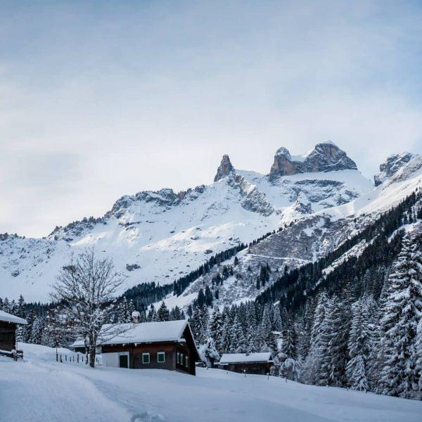 Heute war Auftakt in die Skitourensaison. 😊 🎿 - #austria #vorarlberg #montafon #igersaustria #tschagguns #alps #visitaustria #austria_pictures...