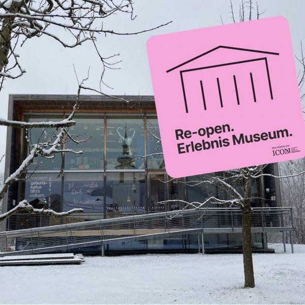 WIR HABEN WIEDER GEÖFFNET! Das Frauenmuseum Hittisau ist ab sofort wieder von Mittwoch ...