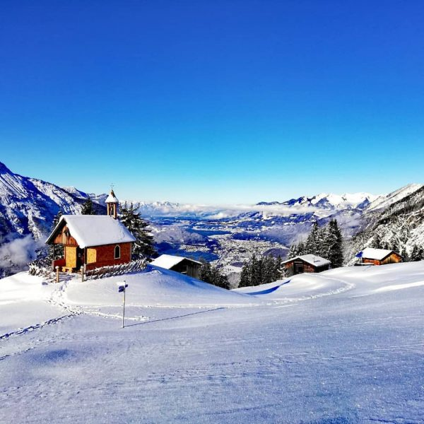 Rellseck 😊 @isabellaleopolder #heute #amazing #meinmontafon #vorarlberg #vorarlbergwandern #mountains #loveit #enjoytime Alpengasthaus Rellseck