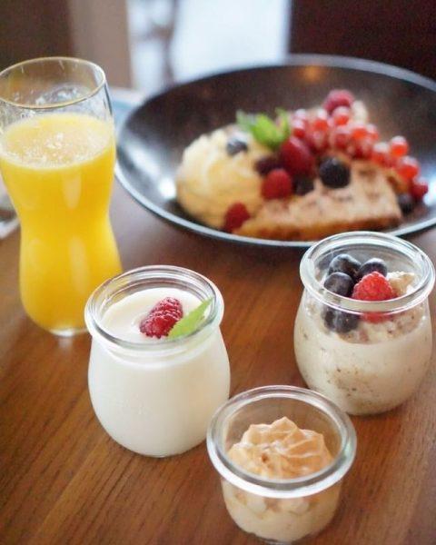 Das Wochenende steht vor der Tür und für viele heißt das: Frühstück ausgiebig ...