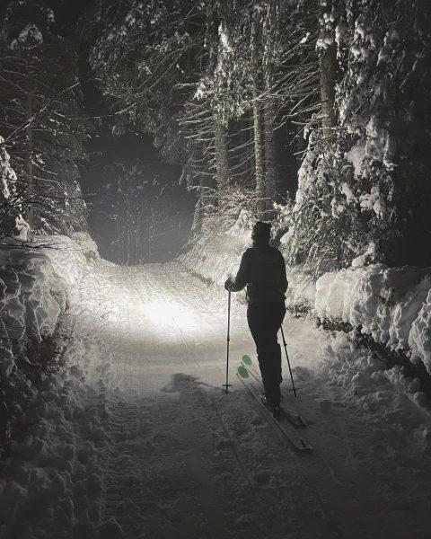 #hochälpele #skitouring #skitour #nightskiing #bödele #bregenzerwald #schwarzenberg #bergfinkontour Schwarzenberg im Bregenzerwald