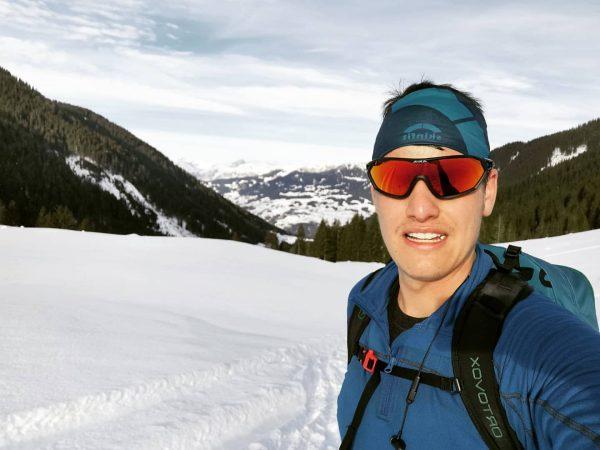 Immer dia blöda mentig ✌️😎😉 #skitouren #Gauertal #üsrihemat #traumtag #traumwetter☀️ #bergeerleben #berge #dreitürme ...