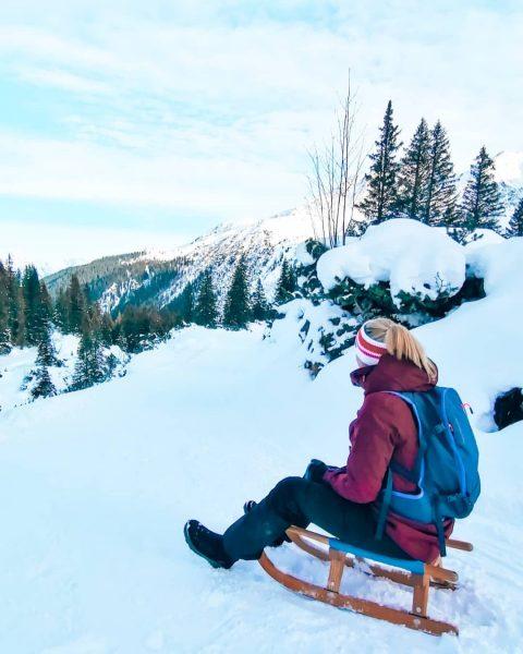 Rodelspass 🛷☃️ swipe ➡️😅 . . . #winterwonderland #winter #rodeln #rodelnistgefährlich #wintertime #snow ...