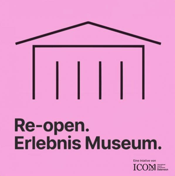 #reopen Re-Open. Erlebnis Museum Wir haben wieder geöffnet! Wie gewohnt von Dienstag bis ...