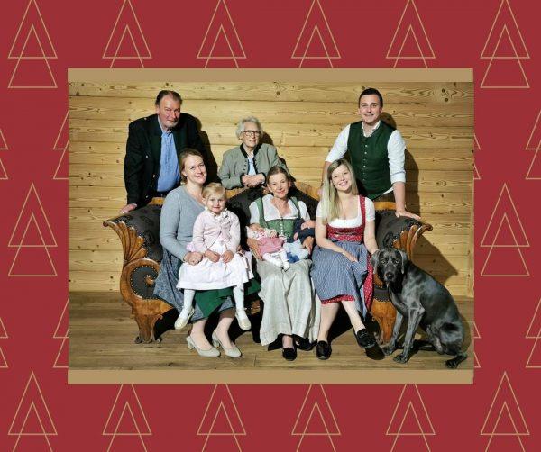 🌟 BESINNLICHE FEIERTAGE 🌟 . Familie Mäser und das gesamte TEAM der #Alpenrose ...