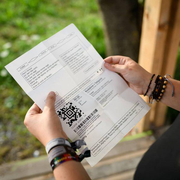 Poolbar-Ticketliteratur 2021 #poolbarfestival2021 Texte von, über und zum Thema