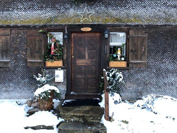 Winterstimmung #Hirschberg #bregenzerwald🌲🌲 erwald #bregenz #vorarlberg #vorarlbergwandern #advent #weihnachtsstimmung #winter #schnee #schneewandern #visitvorarlberg