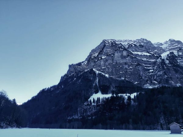 Winter time in the BREGENZERWALD we enjoy this quiet time with our family. ...