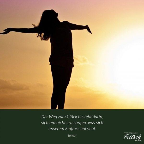 Stecke deine Kraft und Energie nicht in die Dinge, die von dir nicht ...