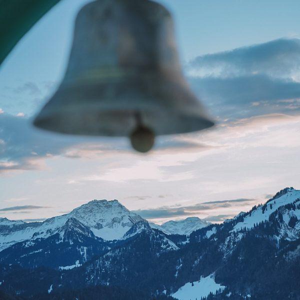Alpe Hochegg 🔔 . . . . #eveningviews #mountains #mountainlove #mountainview #winterwonderland #winterinaustria ...