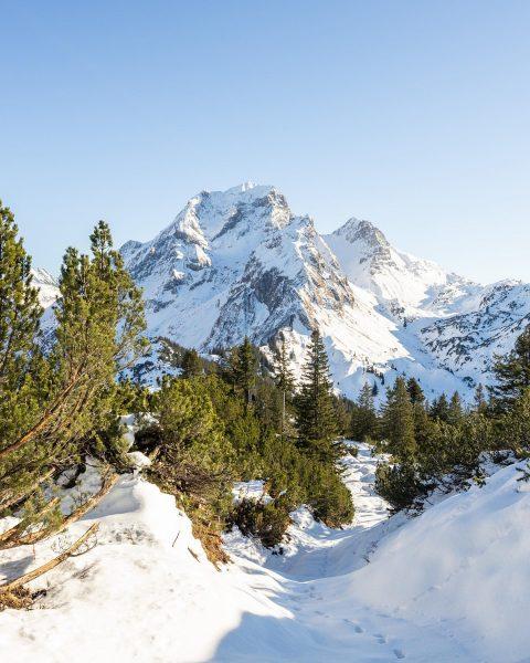 Ein Wintertag im Großen Walsertal. 🤗🏔 - #austria #vorarlberg #igersaustria #alps #visitaustria #austria_pictures ...