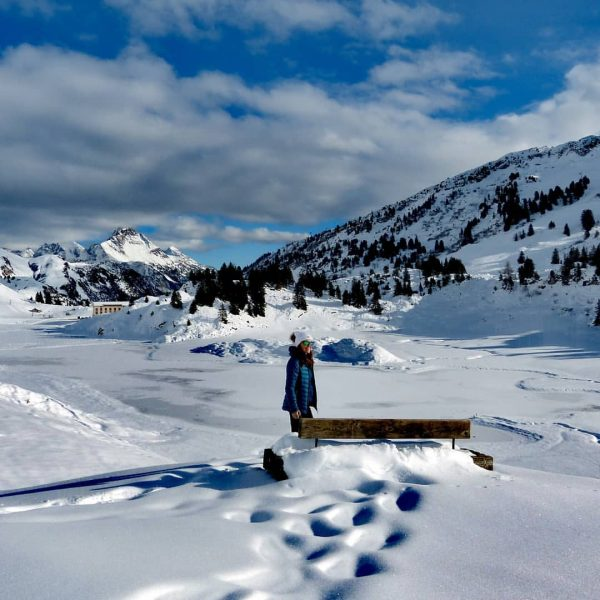 T R A U M T A G Ein Tag in den Bergen ...