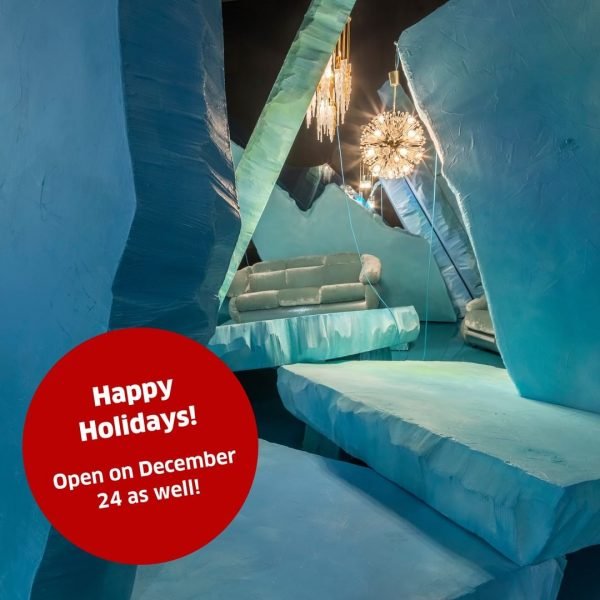 Happy Holidays everybody! Unfortunately, Kunsthaus Bregenz has to temporarily close again due to ...