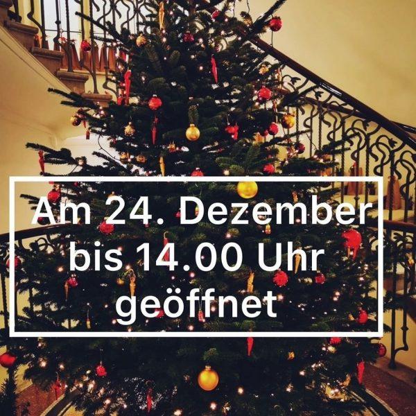 GEÄNDERTE ÖFFNUNGZEITEN im @vorarlbergmuseum 22. + 23. Dezember: 10.00 - 18.00 Uhr 24. Dezember: 10.00 - 14.00...