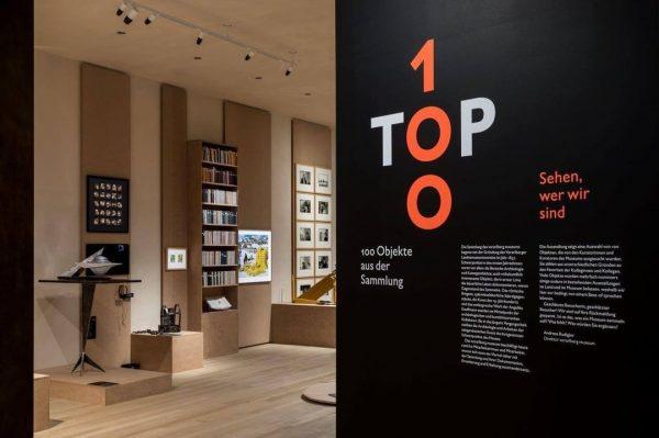 VOR-, NACH- und EIN-LESEN Alle 100 Objekte aus der Ausstellung