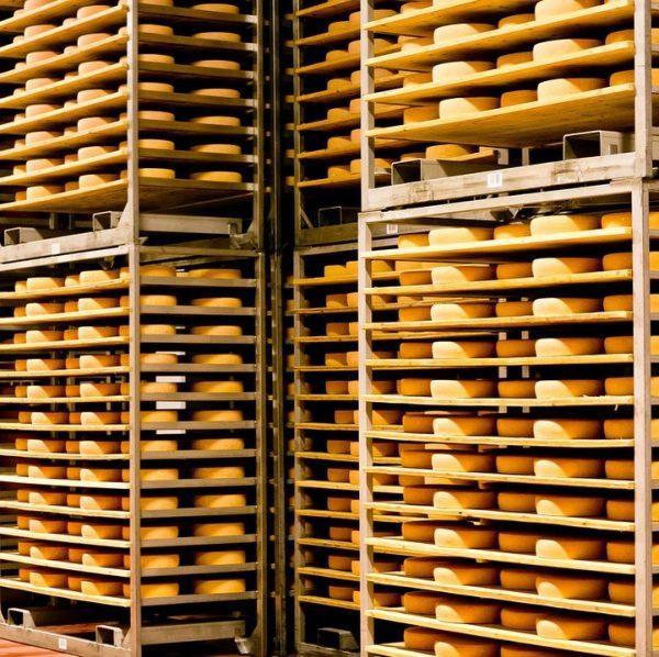 Fort Knox der Vorarlberg Milch! Mein Ländle. Mein Käse. #käse #milch #vorarlbergmilch #laendlemilch ...