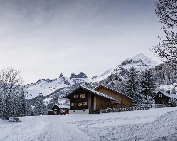 Skitouren im Gauertal. - #vorarlberg #montafon #austria #winter #skitour #snow #alps #alpen #bergwelten #meinmontafon #outdoor #ski #active...