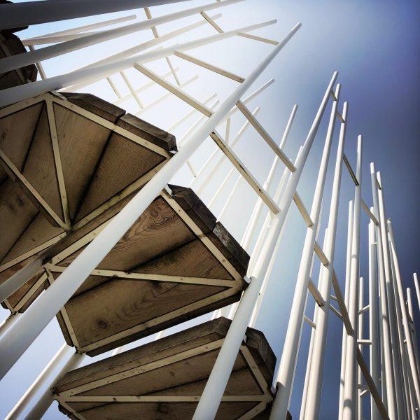 BUS:STOP krumbach stop bränden / haltestelle bränden exciting architecture from sou fujimoto architects, ...