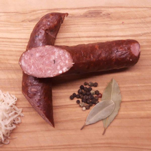 SLOW FOOD GANZ SCHNELL 🍽🥰 Hauswurst / Packung mit einem Paar / 7 ...