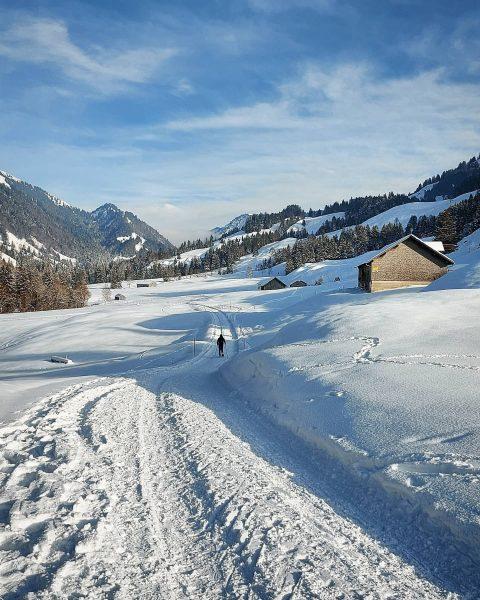 #bregenzerwald #lecknertal #hittisau #nagelfluhkette #algäueralpen #vorarlberg #winterwandern #winterwanderung #snow #snowday #outdooradventures #winterwonderland #snowwalks ...