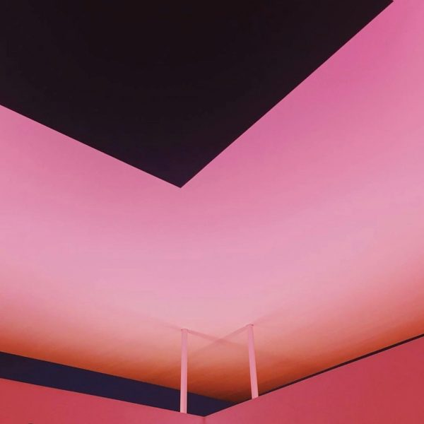 [@adrienneraquel] Skyspace Lech by James Turrell