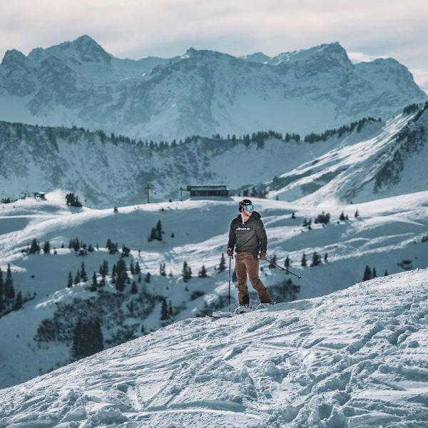 #atemderberge Ein Traum in weiß. ❄ 📸 @joker_08 #damuelsfaschina #visitbregenzerwald #visitvorarlberg #traumhaftschön #spurenimschnee ...