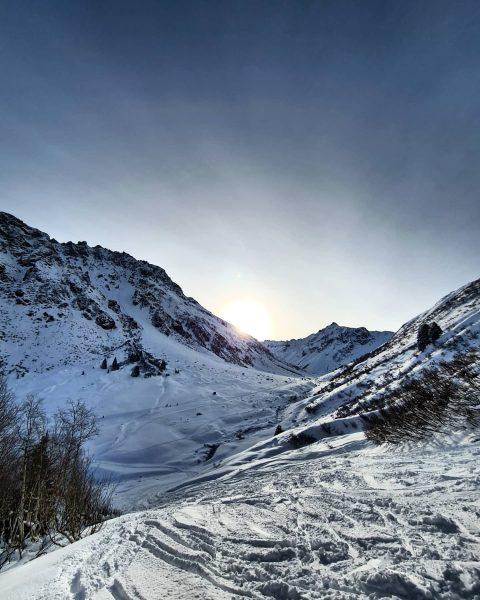 Skitour Gargellen 😎 Hoffentlich kommt bald mehr Schnee 🤩 . . . . ...
