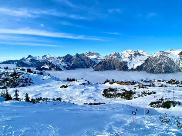 #Über #den #Wolken #overtheclouds #Sonnenkopf #Klostertal #Vorarlberg #UnserVorarlberg #VeniVidiVorarlberg #VisitVorarlberg #Ländle #Austria #paradise ...