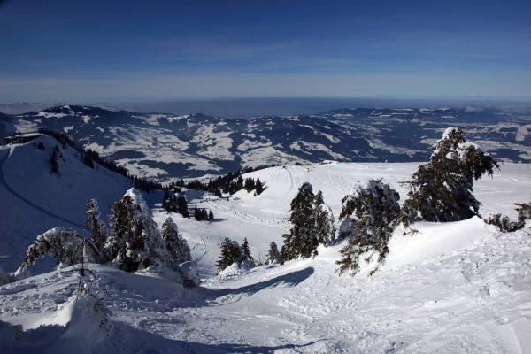 Skigebiet Niedere Mit über 20 km präparierten Skipisten ist Spaß garantiert! Momentan ist ...